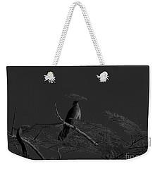 Female Grackle Weekender Tote Bag