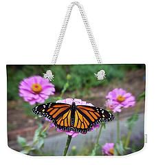Female Monarch  Weekender Tote Bag