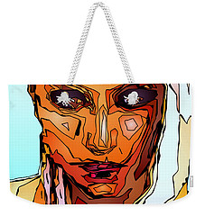 Female Tribute Vii Weekender Tote Bag