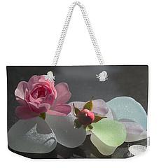 Feminine Weekender Tote Bag by Barbara McMahon
