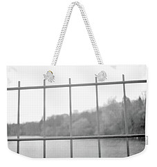 Fence Against Nature Weekender Tote Bag
