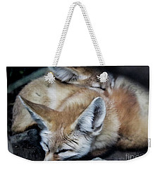 Fennec Foxes Weekender Tote Bag