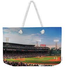 Fenway Park Panoramic - Boston Weekender Tote Bag