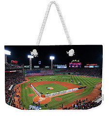 Fenway Park World Series 2013 Weekender Tote Bag
