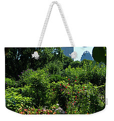 Fenway Victory Gardens In Boston Massachusetts  -30951-30952 Weekender Tote Bag