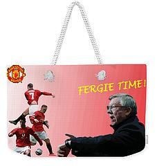 Fergie Time Weekender Tote Bag