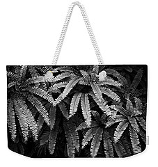 Fern And Shadow Weekender Tote Bag