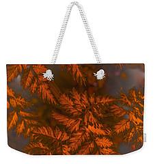 Fern Art Weekender Tote Bag
