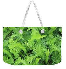 Fern Weekender Tote Bag