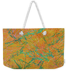 Fern Series #57 Weekender Tote Bag