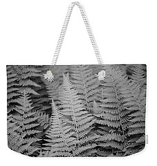 Ferns Weekender Tote Bag