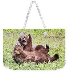 Ferocious Weekender Tote Bag