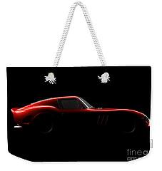 Ferrari 250 Gto - Side View Weekender Tote Bag