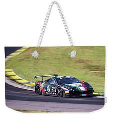 Ferrari #33 Hill Weekender Tote Bag