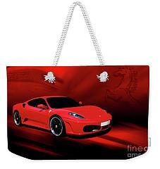 Ferrari F430 Weekender Tote Bag