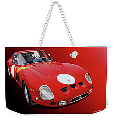 Ferrari Gto Illustration Weekender Tote Bag
