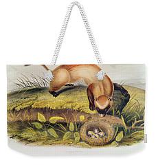 Ferret Weekender Tote Bag