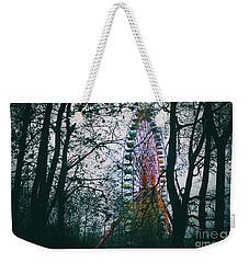 Ferris Wheel Weekender Tote Bag by Ana Mireles