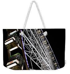 Ferris Wheel At Night 16x20 Weekender Tote Bag