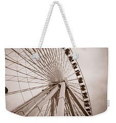 Ferris Wheel Weekender Tote Bag