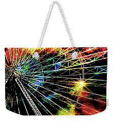 Ferris Wheel, Grand Roue Weekender Tote Bag