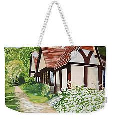 Ferry Cottage Weekender Tote Bag