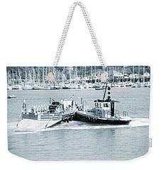 Ferry Weekender Tote Bag