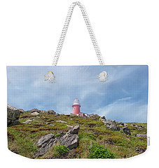 Ferryland Lighthouse Weekender Tote Bag