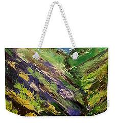 Fertile Valley Weekender Tote Bag
