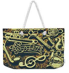 Festival Of Song Weekender Tote Bag