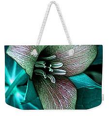 Festive Weekender Tote Bag by Elfriede Fulda