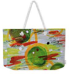 Festivity Balls Weekender Tote Bag