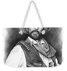Festus Haggen Weekender Tote Bag
