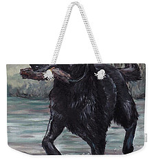 Fetch Weekender Tote Bag