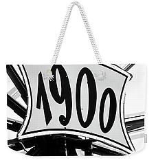 Fete-soulac-1900_26 Weekender Tote Bag