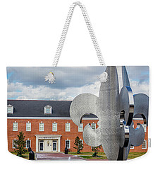 Fg Mouton Hall 02 Weekender Tote Bag by Gregory Daley  PPSA