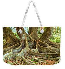 Ficus Roots Weekender Tote Bag