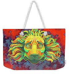Fidardo's Lion Weekender Tote Bag