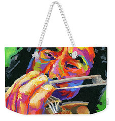 Fiddling For Free Weekender Tote Bag
