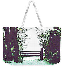 Field Gate Weekender Tote Bag