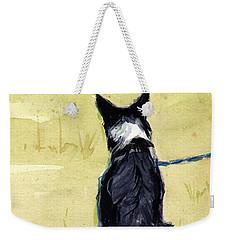 Field Greens Weekender Tote Bag by Molly Poole