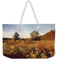 Field Weekender Tote Bag