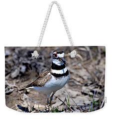 Field Killdeer Weekender Tote Bag
