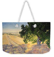 Field Oak Weekender Tote Bag