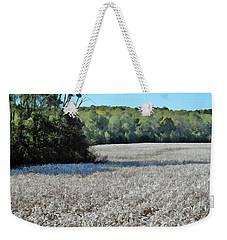 Field Of Cotton Weekender Tote Bag