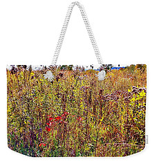 Field Of Glory Weekender Tote Bag