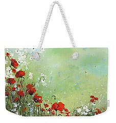 Field Of Imagination Weekender Tote Bag