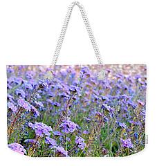 Field Of Lavendar Weekender Tote Bag