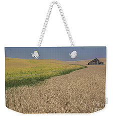 Field Of Plenty Weekender Tote Bag