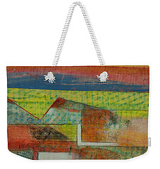 Field Of Screens Weekender Tote Bag